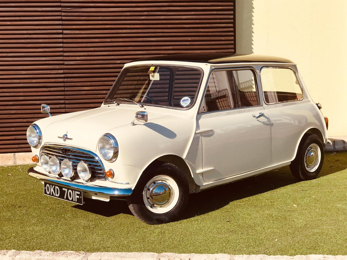 1968 AUSTIN MORRIS COOPER S - RHD For Sale (picture 1 of 6)
