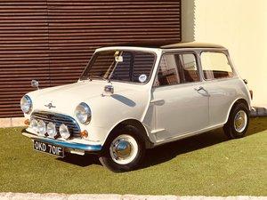 1968 AUSTIN MORRIS COOPER S - RHD