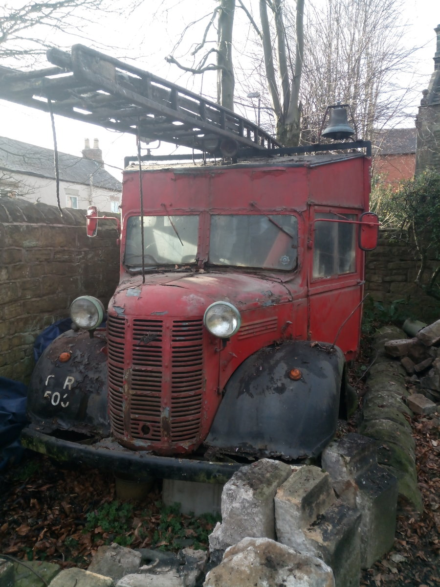 1942 Austin K2 Fire tender SOLD (picture 1 of 6)