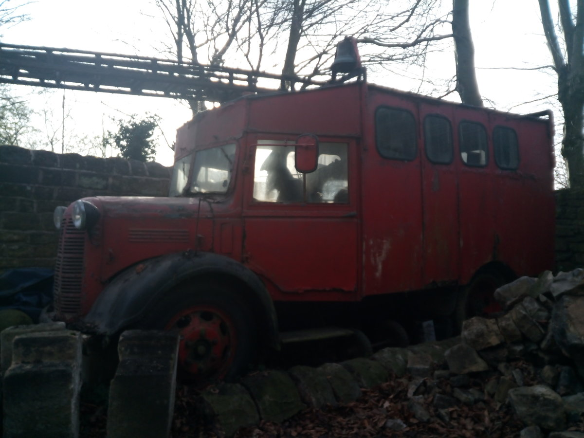 1942 Austin K2 Fire tender SOLD (picture 6 of 6)