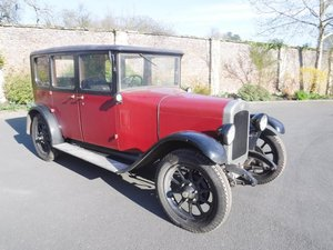 **APRIL AUCTION**1929 Austin Heavy 12 SOLD by Auction