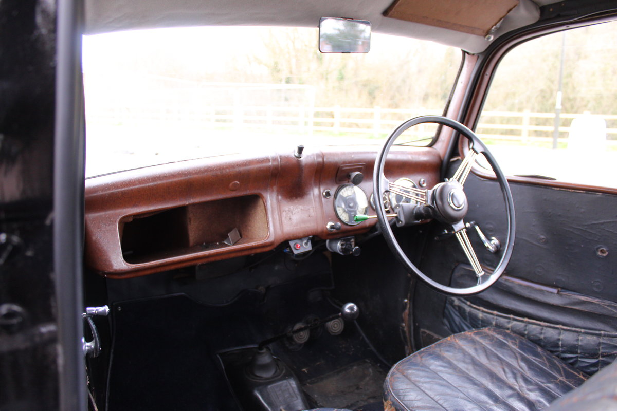 1946 Austin 8  AR Saloon with Sliding Sunshine Roof SOLD (picture 6 of 6)