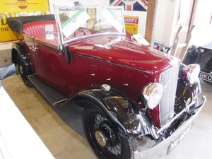 **APRIL AUCTION** 1935 Austin Tourer SOLD by Auction