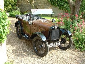 1928 Austin Chummy only 2000 miles since 1969