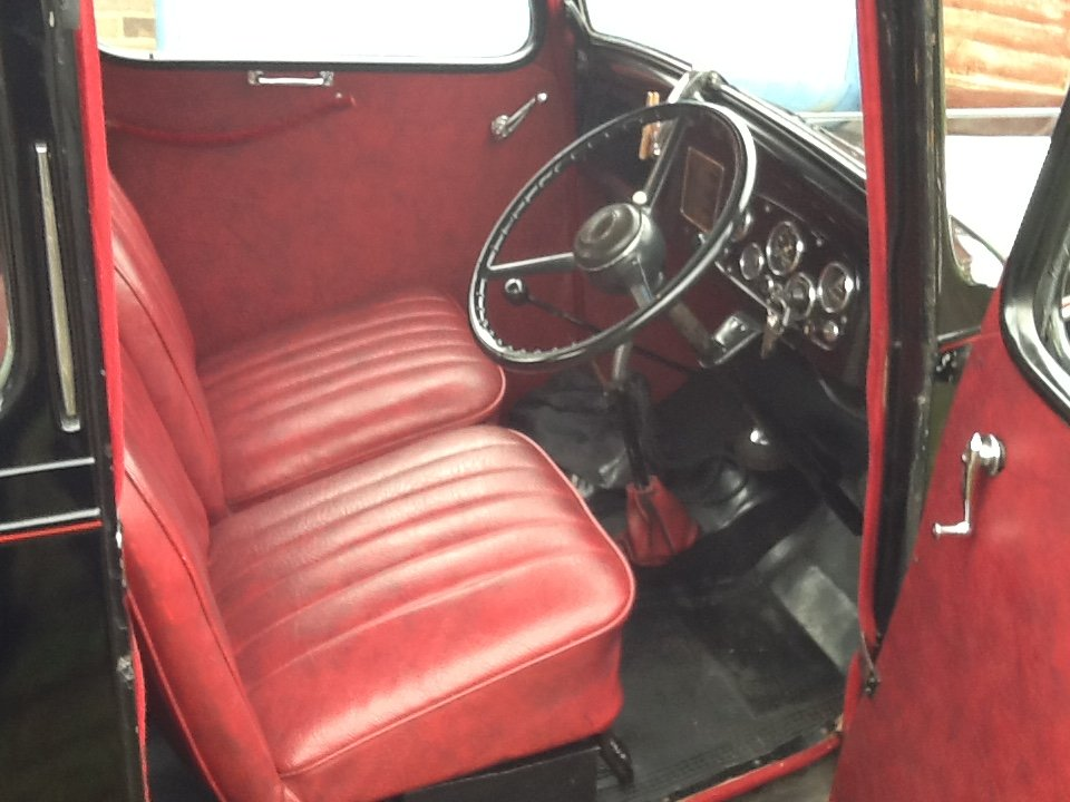 1939 Austin 7 Ruby SOLD (picture 4 of 6)