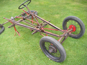 1930 Austin 7 Seven rolling chassis WANTED