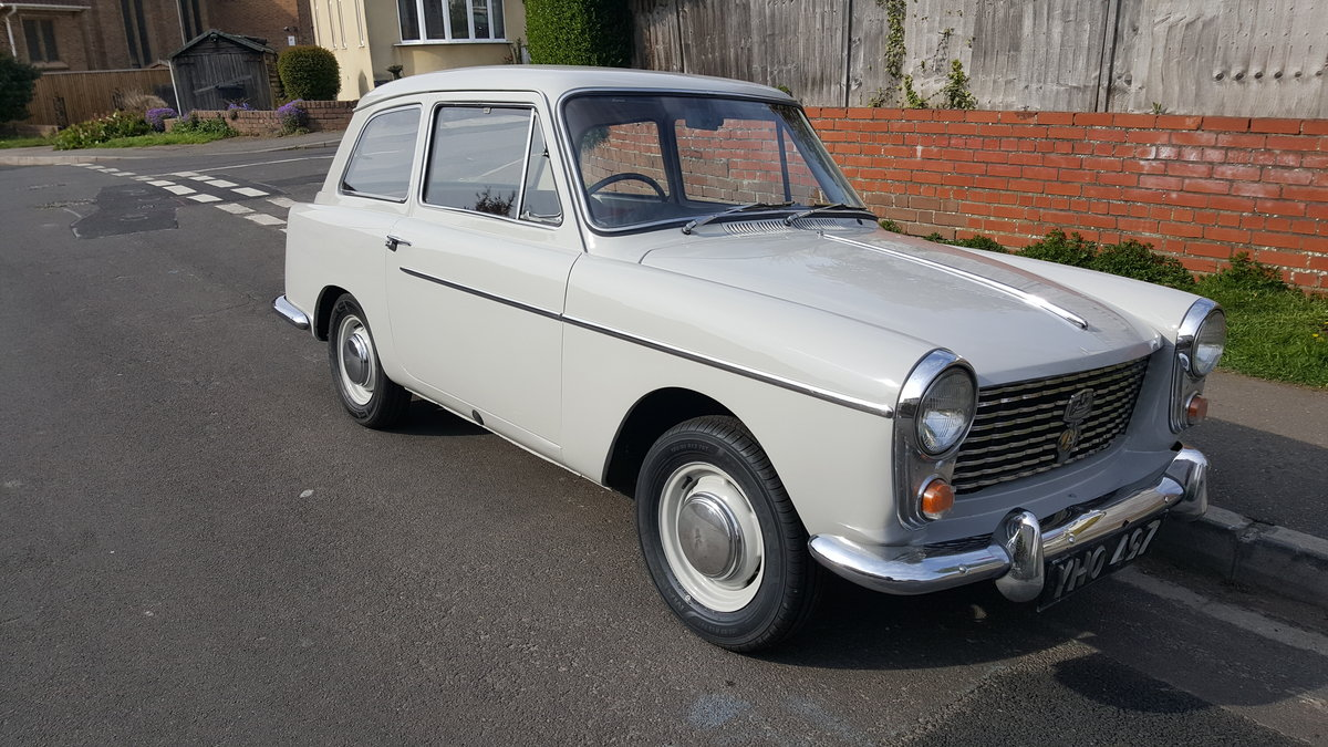1960 Austin A40 Farina Mk1 Deluxe For Sale (picture 1 of 6)