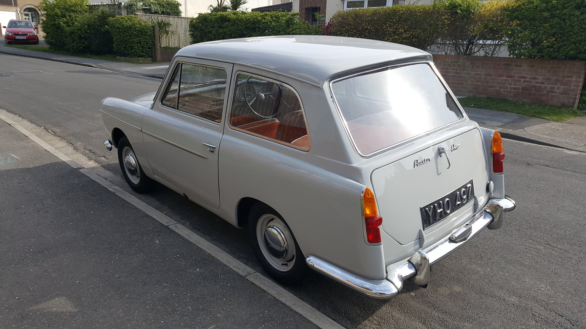1960 Austin A40 Farina Mk1 Deluxe For Sale (picture 2 of 6)