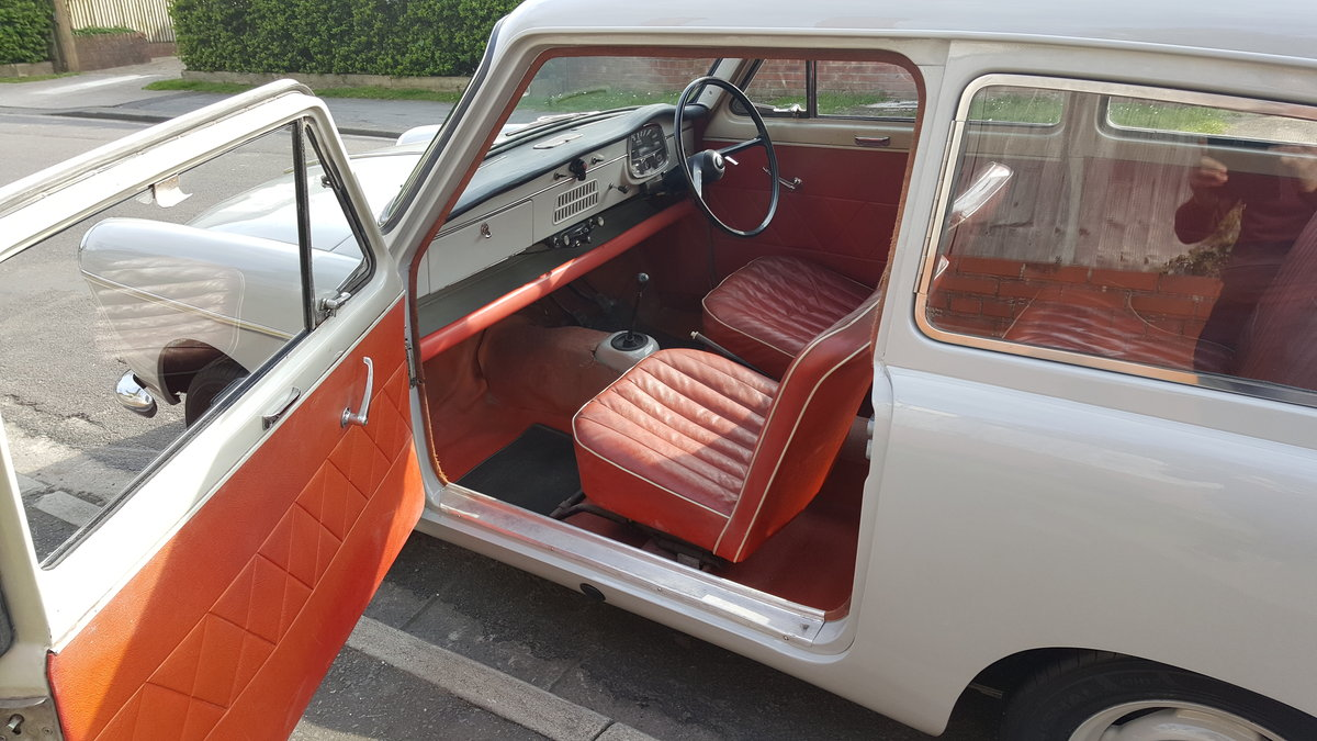 1960 Austin A40 Farina Mk1 Deluxe For Sale (picture 3 of 6)