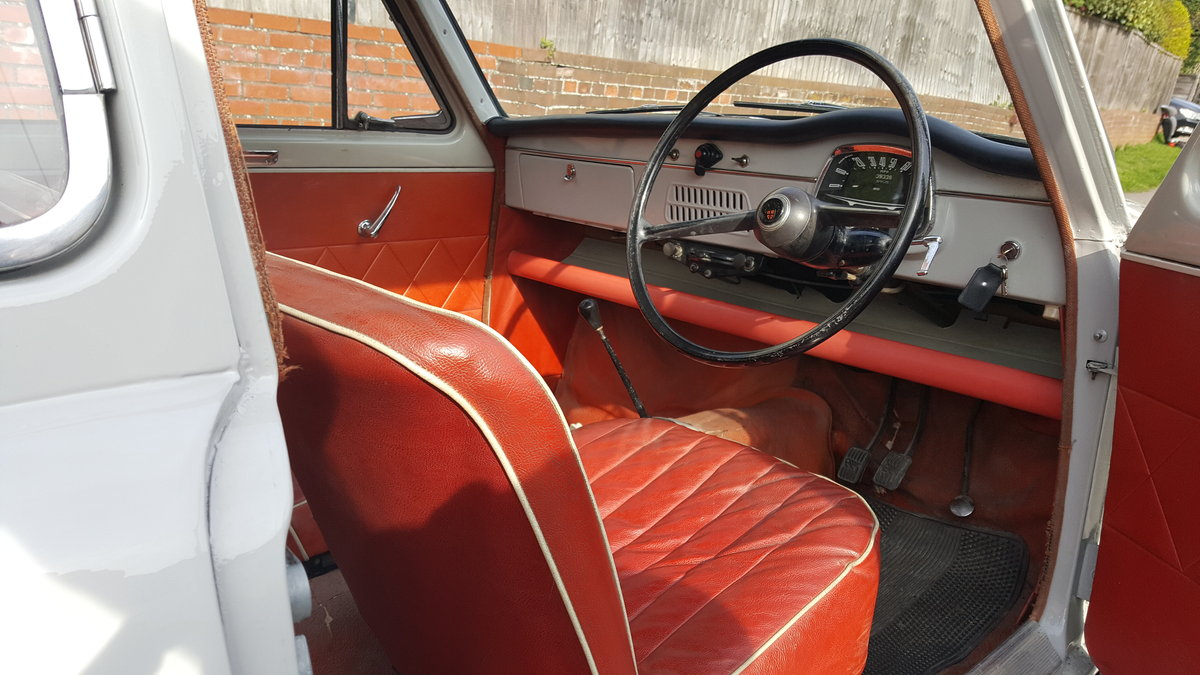 1960 Austin A40 Farina Mk1 Deluxe For Sale (picture 5 of 6)
