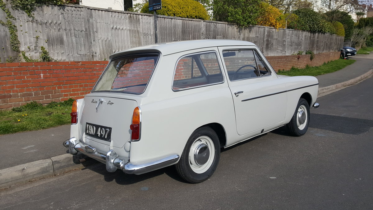 1960 Austin A40 Farina Mk1 Deluxe For Sale (picture 6 of 6)