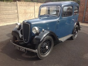 1937 Austin 7 Seven Ruby for Sale For Sale