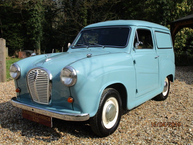 1958 Austin A35 Countryman (Debit Cards & Delivery Arranged) For Sale (picture 1 of 6)