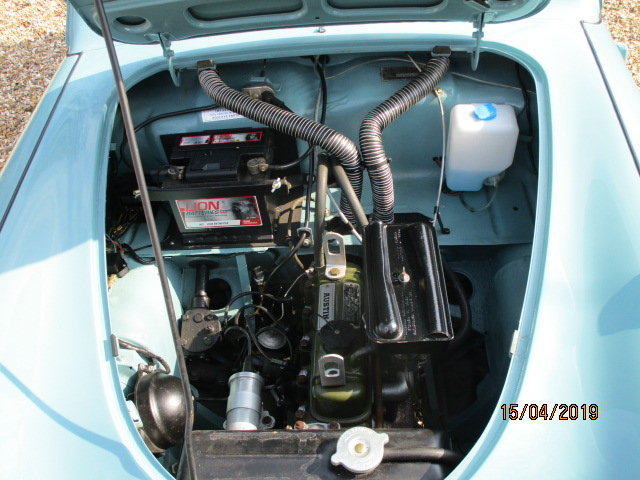 1958 Austin A35 Countryman (Debit Cards & Delivery Arranged) For Sale (picture 5 of 6)
