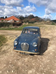 Austin A30 1952 – Barn Find Restoration Project
