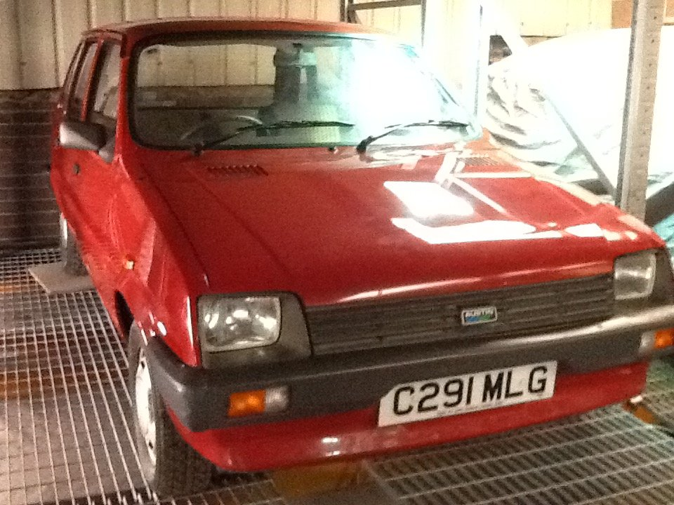 1986 Austin metro base model  SOLD (picture 1 of 6)