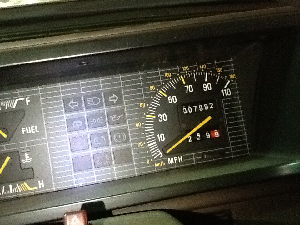 1986 Austin metro base model  SOLD (picture 2 of 6)