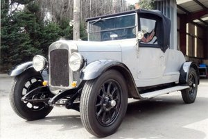 1925 Austin 20 Tourer For Sale by Auction