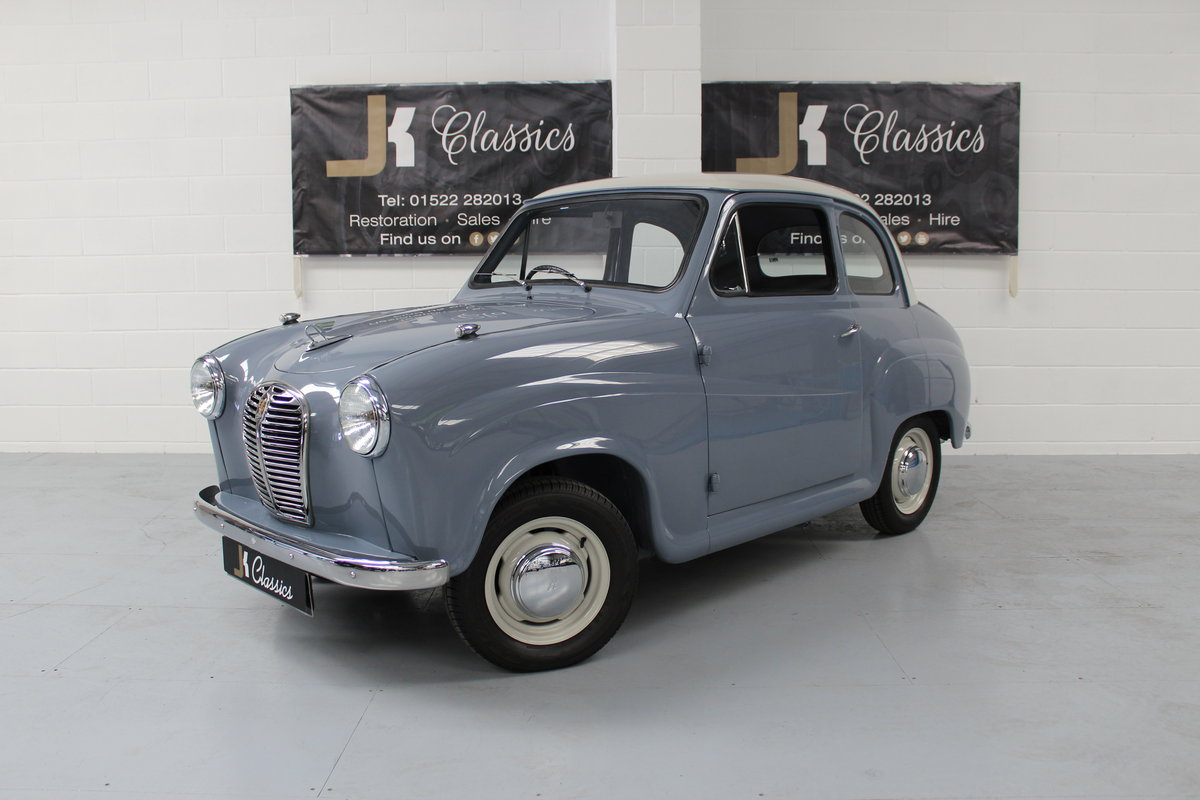 1954 Austin a30 Full Nut and Bolt Restoration For Sale (picture 1 of 6)
