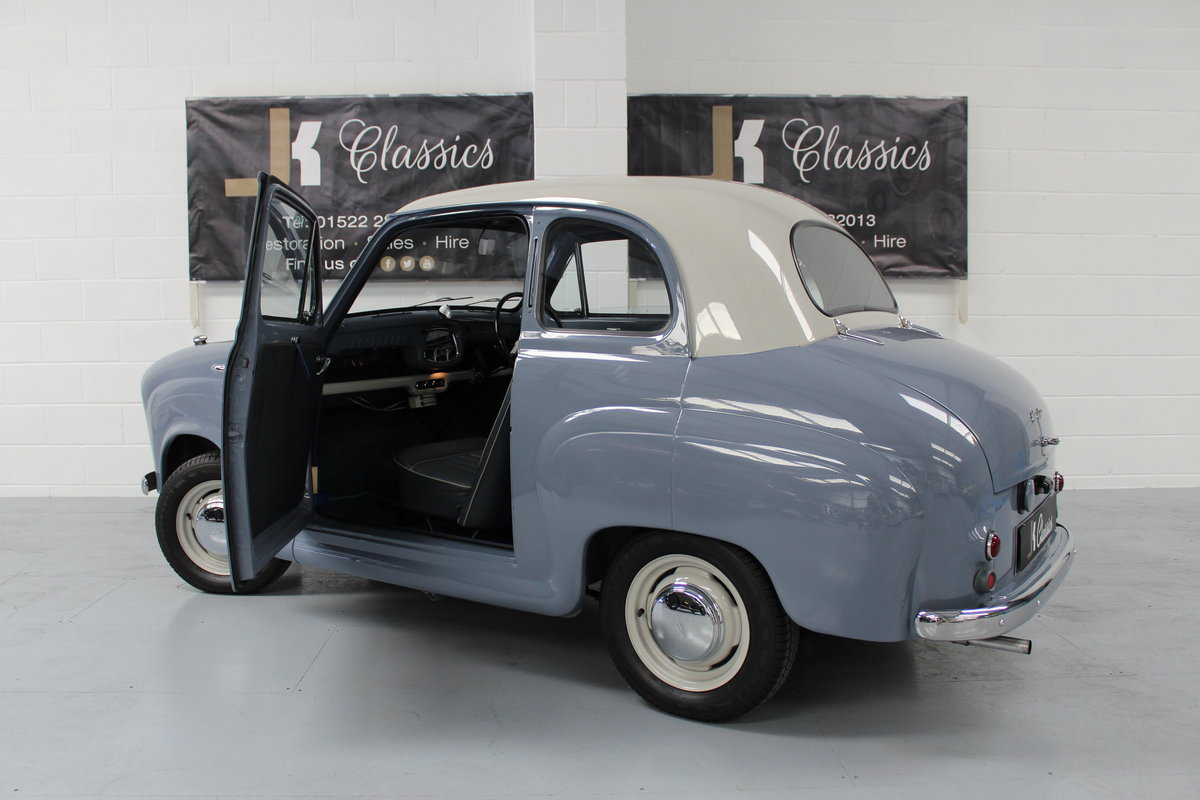 1954 Austin a30 Full Nut and Bolt Restoration For Sale (picture 3 of 6)