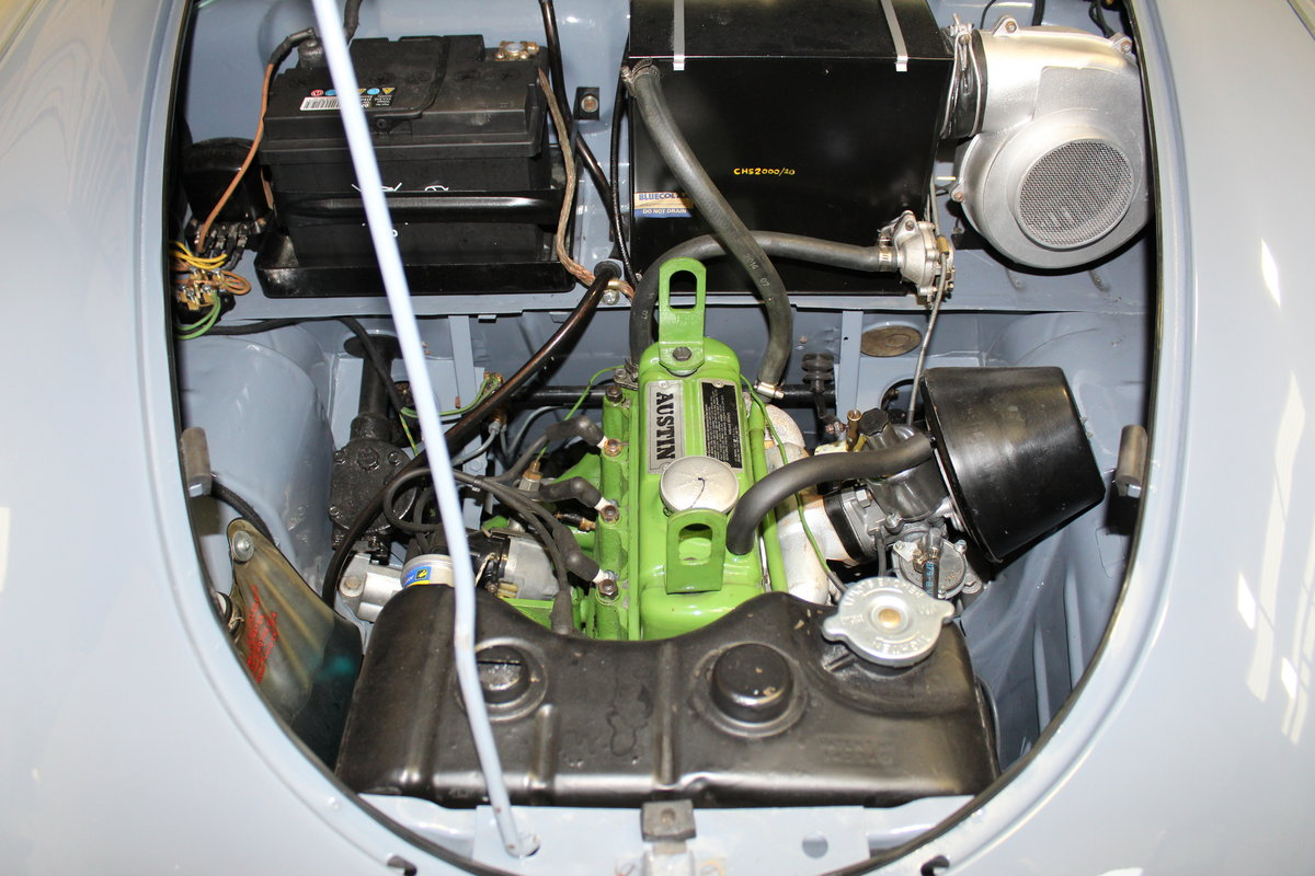 1954 Austin a30 Full Nut and Bolt Restoration For Sale (picture 5 of 6)