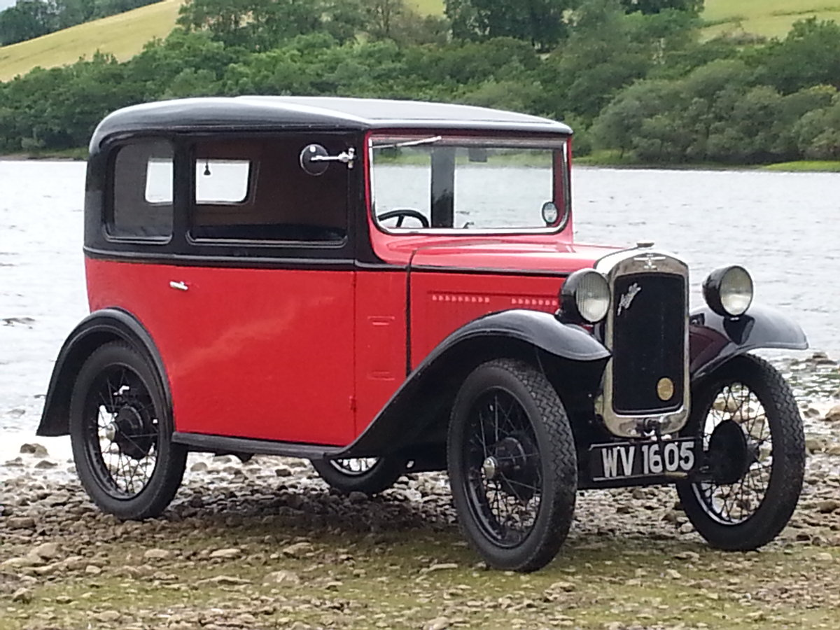 Austin Seven RN Box Saloon 1931 For Sale (picture 1 of 4)
