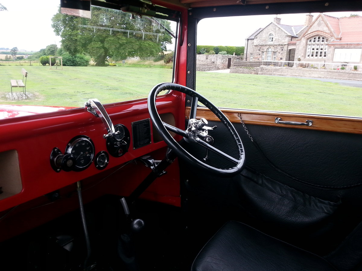 Austin Seven RN Box Saloon 1931 For Sale (picture 2 of 4)