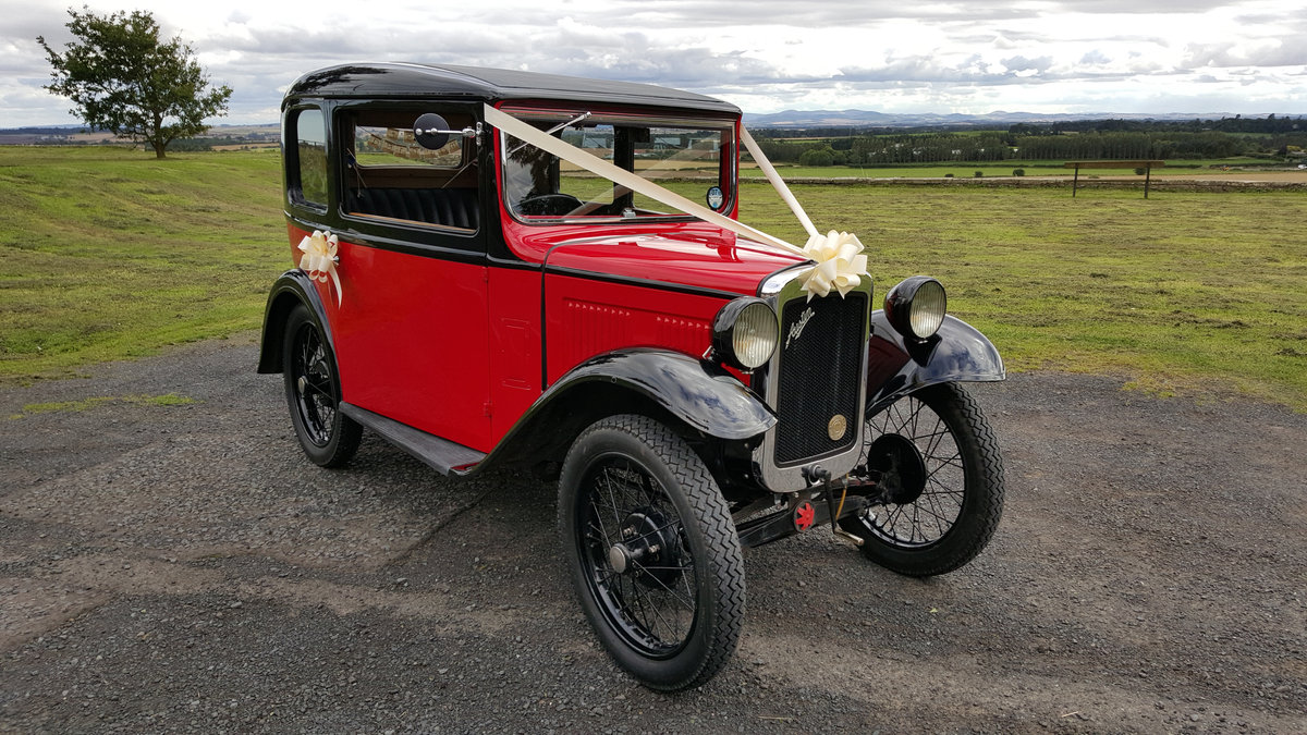 Austin Seven RN Box Saloon 1931 For Sale (picture 3 of 4)