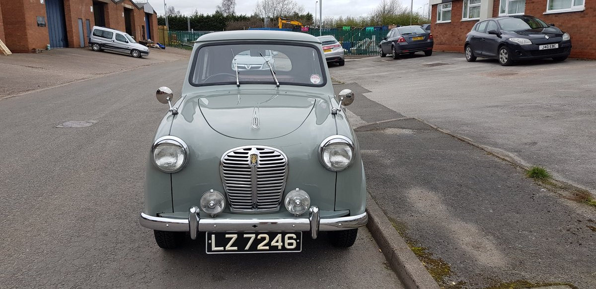 1955 Austin A30 Seven  For Sale (picture 2 of 6)