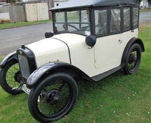 1928 Original Austin Seven Chummy For Sale