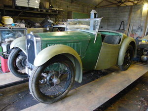 1934 Austin Seven Nippy - Delivery may be possible For Sale