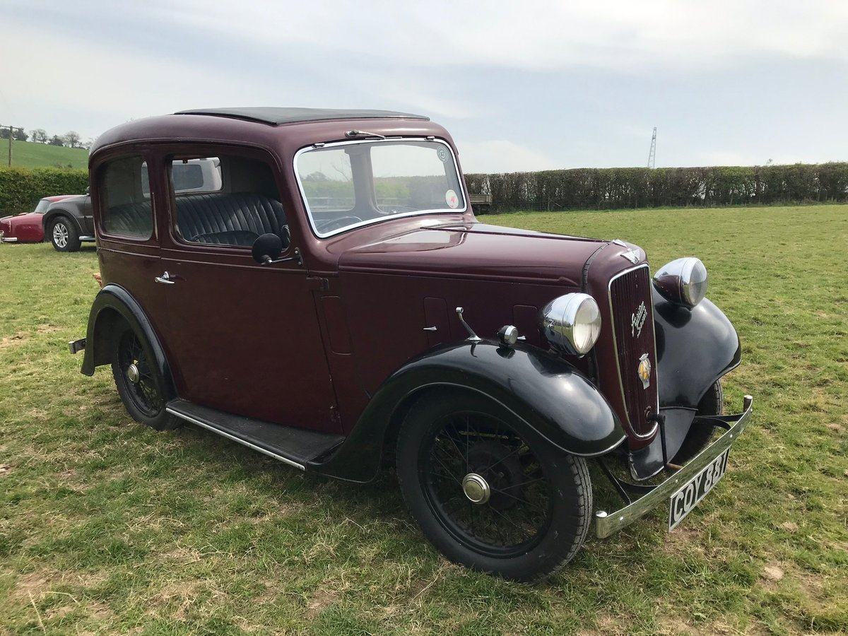 Austin 7 Ruby 1937 For Sale (picture 1 of 6)
