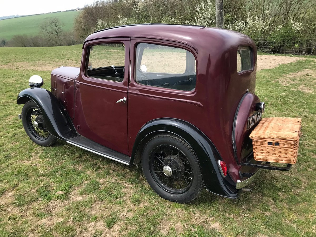 Austin 7 Ruby 1937 For Sale (picture 3 of 6)