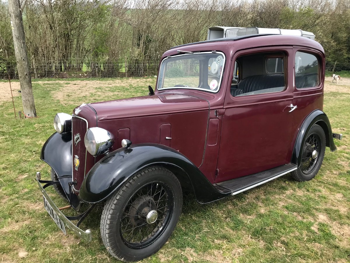Austin 7 Ruby 1937 For Sale (picture 4 of 6)