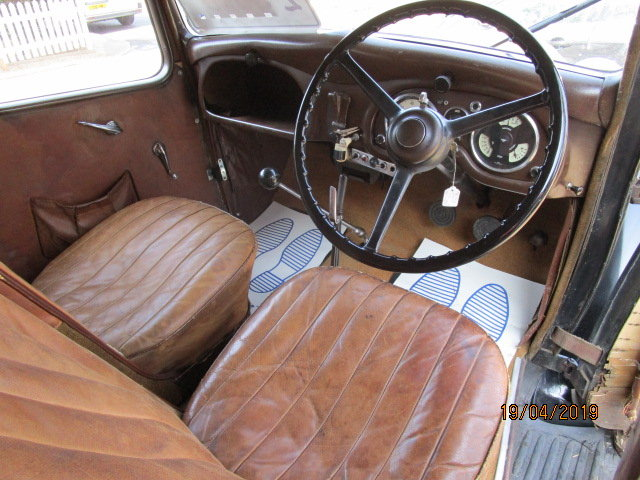 1938 Austin 12 Saloon (Card Payments Accepted & Delivery) SOLD (picture 4 of 6)