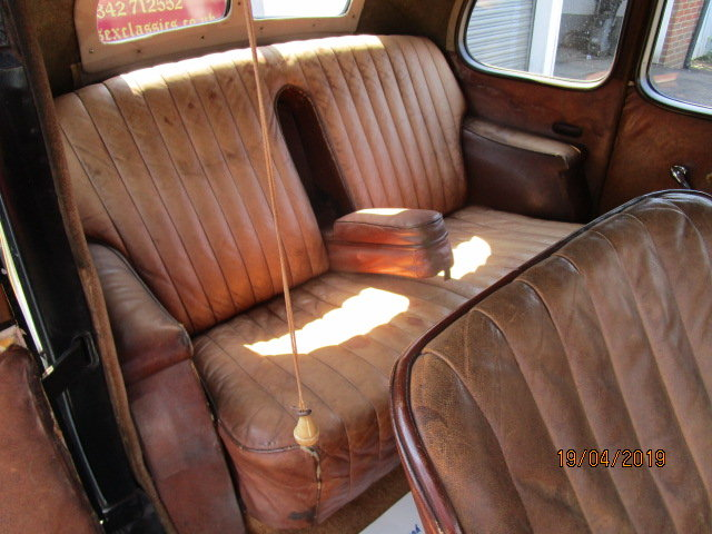 1938 Austin 12 Saloon (Card Payments Accepted & Delivery) SOLD (picture 5 of 6)
