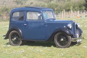 Austin Seven Ruby 1936 Excellent Condition For Sale