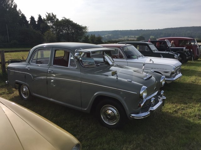 1958 Austin A55 Cambridge Mark 1 BOBBY For Sale (picture 1 of 6)