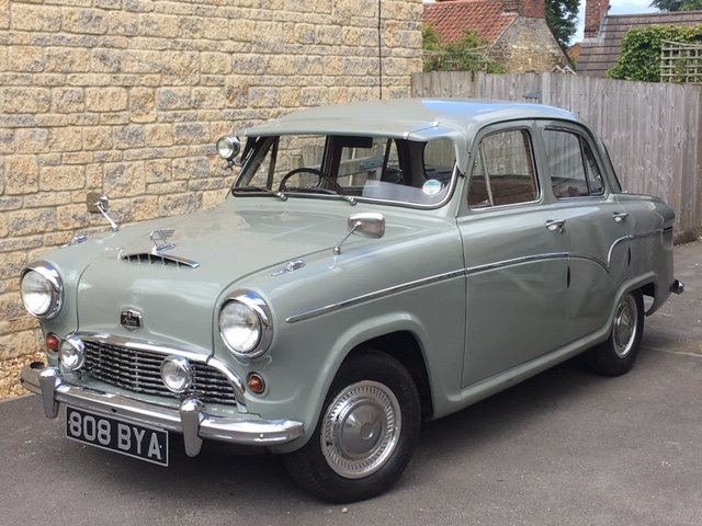 1958 Austin A55 Cambridge Mark 1 BOBBY For Sale (picture 2 of 6)