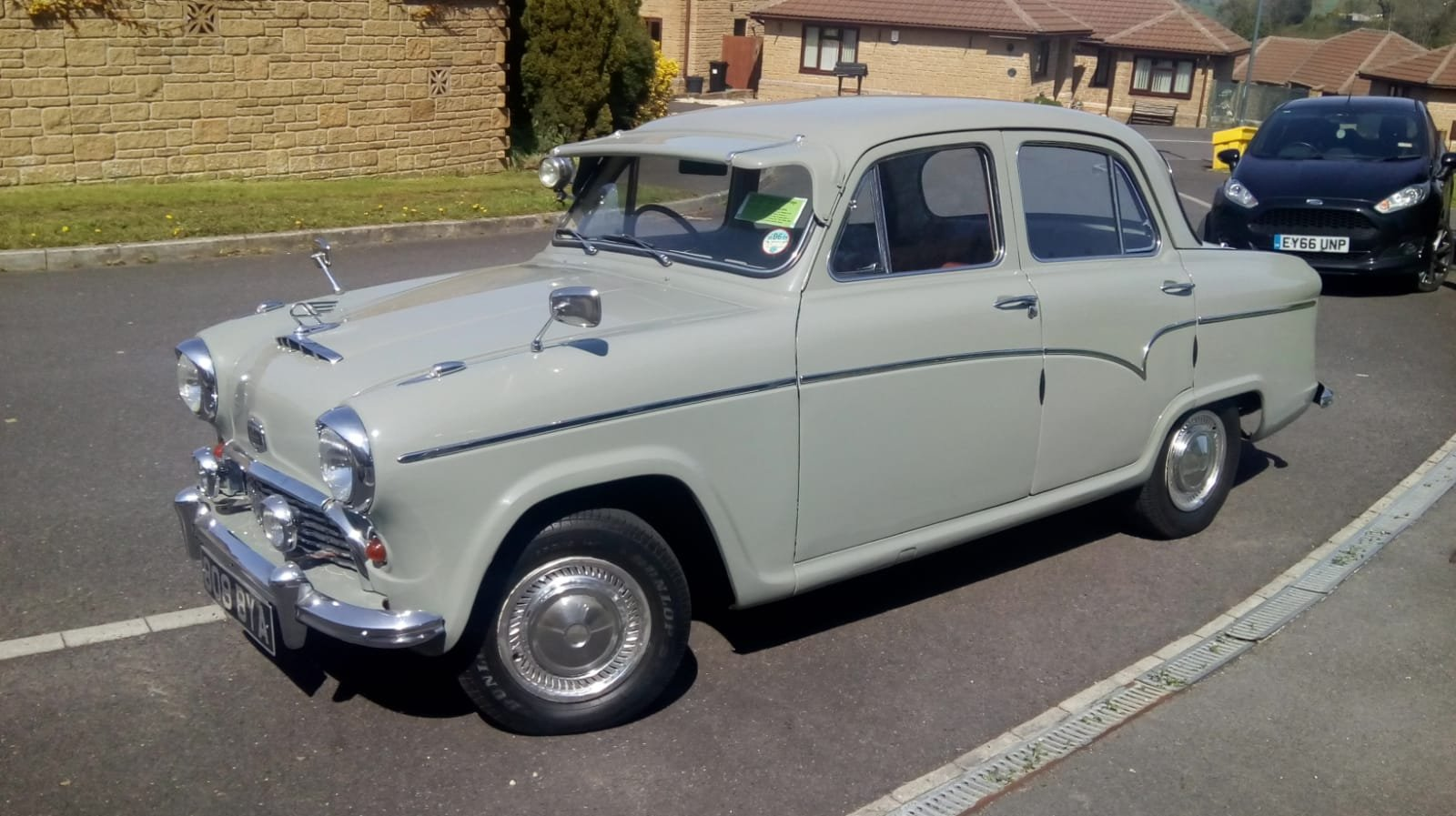 1958 Austin A55 Cambridge Mark 1 BOBBY For Sale (picture 3 of 6)