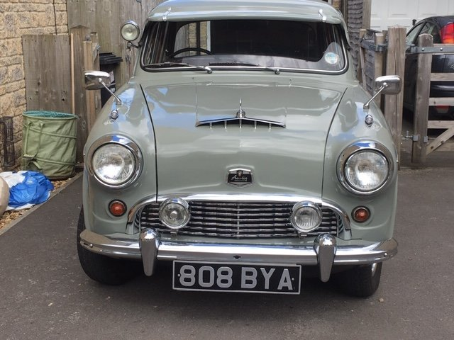 1958 Austin A55 Cambridge Mark 1 BOBBY For Sale (picture 5 of 6)
