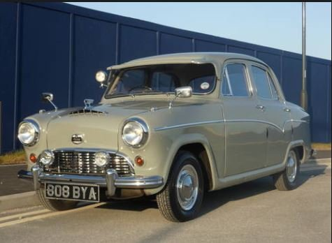 1958 Austin A55 Cambridge Mark 1 BOBBY For Sale (picture 6 of 6)