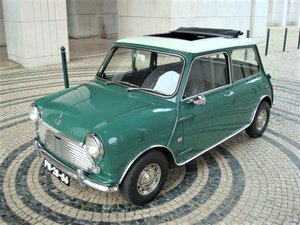 1969 Austin Mini Cooper 1000 Mk II SOLD