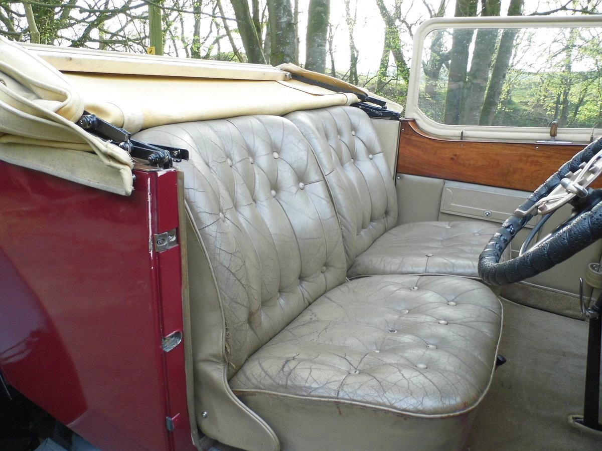 Austin Twenty 20/4 drophead 1926 For Sale (picture 4 of 6)