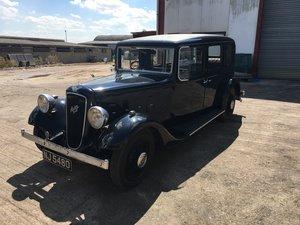 1935 Austin 18 /6 Limousine - Chalfont For Sale