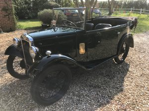 1933 Austin Seven - excellent condition For Sale