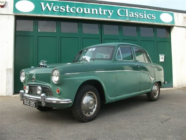 1956 Austin A90 Westminster  SOLD (picture 1 of 6)