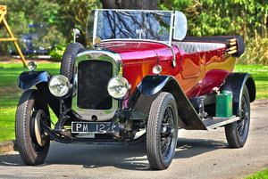1922 Austin 20/4 20hp Tourer For Sale