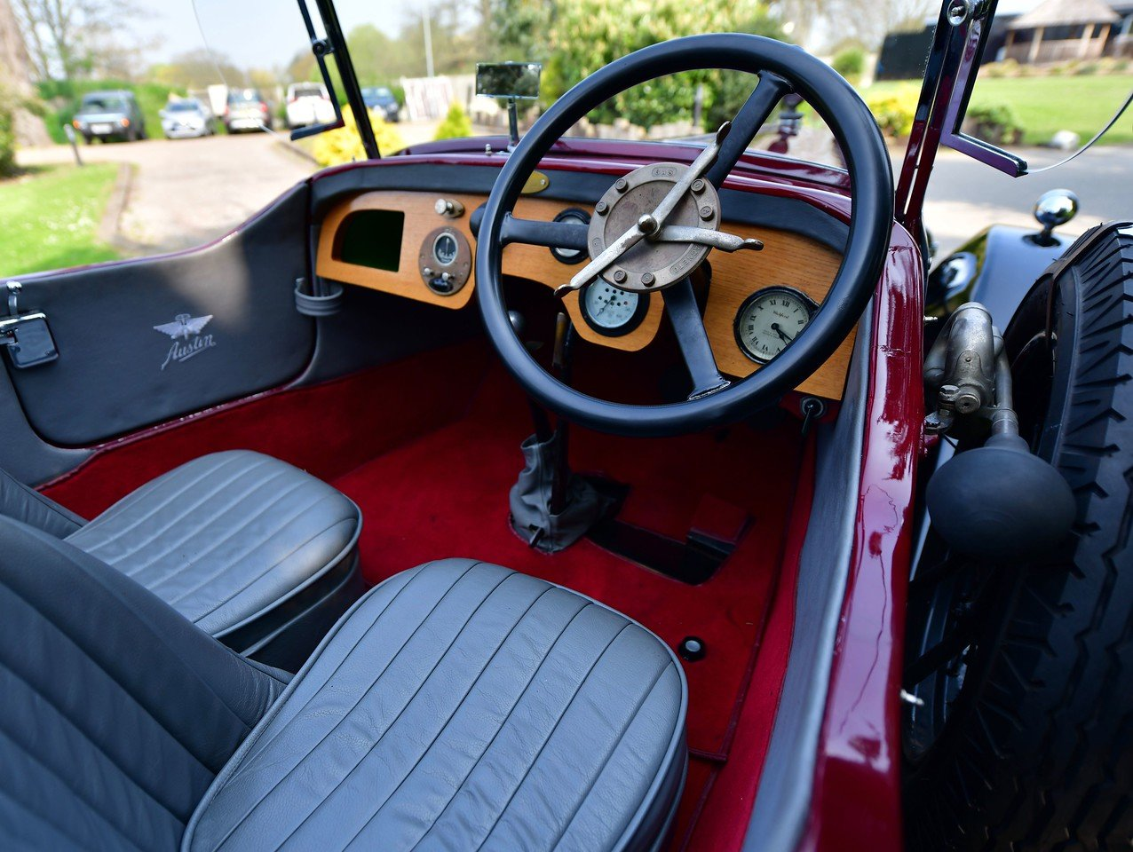 1922 Austin 20/4 20hp Tourer SOLD (picture 4 of 6)