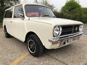 1977 Austin Mini Clubman Estate Auto. Only 36k. 2 owners.  For Sale